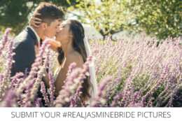 Submit your #realjasminebride pictures